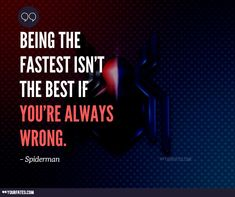 Spiderman Quotes That Will Teach You About Responsibility Spiderman Spider, Amazing Spiderman, Spider Man Quotes, Daily Quotes, Life Quotes, Action Comics 1, Love Store, My Wish For You, Do What Is Right