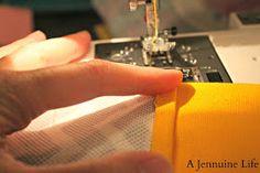 A Jennuine Life: PVC Playhouse & Sunshade tutorial