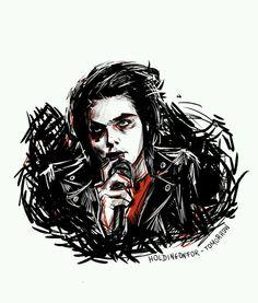 Gerard Way Artwork