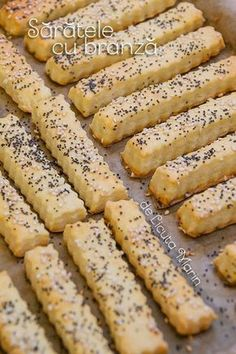 Sweets Recipes, Appetizer Recipes, Cookie Recipes, Homemade Sweets, Good Food, Yummy Food, Romanian Food, Food Goals, Savory Snacks