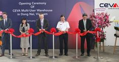 CEVA Logistics opens new multi-user warehouse in Vietnam Transport Logistics, Warehouse Management System, Future Transportation, Ho Chi Minh City, Supply Chain, Opening Ceremony, Southeast Asia, Vietnam, Indian