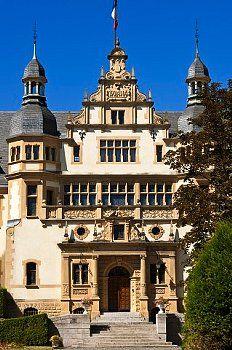 Metz palais du Gouverneur