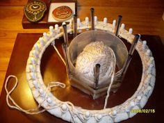 tricotin construido en casa diy