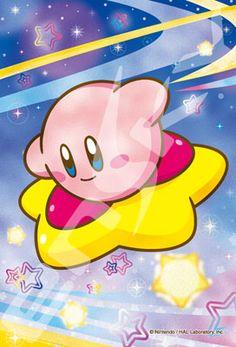 Art Crystal Jigsaw - Hoshi no Kirby : Tobe! Warp Star 126pcs