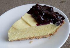 No-Bake Lemon Cream Pie | TheBestDessertRecipes.com