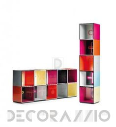 #shelving #furniture #design #interior #стеллаж Meritalia KUBO, KUBO