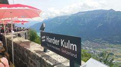 Harder Kulm view. Interlaken