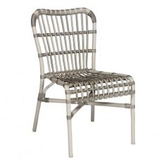 LUCY STACKING SIDE CHAIR
