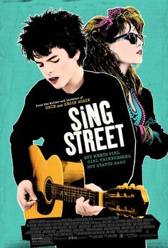 Sing Street (2016) 11x17 Movie Poster