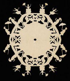 H.C. Andersen: Papirklip - Papercut 1
