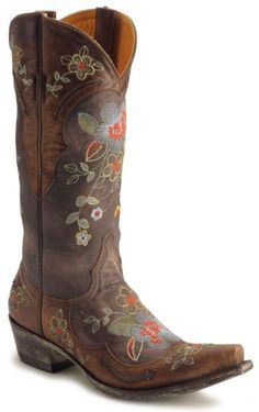 Old Gringo Ultra Vintage Bonnie Western Cowgirl Boots - Snip Toe - Sheplers