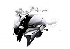 Design Sketch : BMW roadster Concept