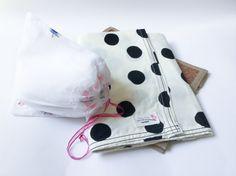 Organic double gauze swaddling blanket muslin blanket by BeingBaby