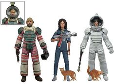 ToyzMag.com » Alien Series 4 par NECA