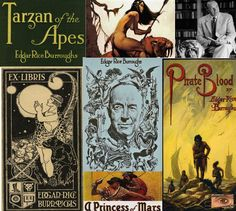 Happy Birthday Edgar Rice Burroughs!  September 1, 1875 – March 19, 1950 An American Author best known for his creations of the jungle hero TARZAN and the heroic Mars adventurer JOHN CARTER, among others. ipi/Wiki From The ipi House & THE PAPER EYE comes;  ipi TARZAN, The Apeman.'Jewels of Opar'  'The Untamed', 1918/1920. https://youtu.be/YB4t7vpC2a4
