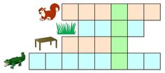 Korsord | MiniBladet Sydsvenskan | Sida 3 Inventions, Sweden, Literacy, Bar Chart, Preschool, Teacher, Creative, Professor, Bar Graphs