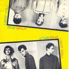 Split Enz - I Got You / Double Happy - A&M - UK - AMS 7546