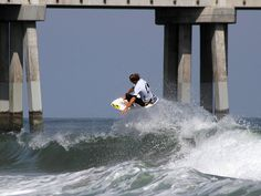 Pro Surfing Contest in Nags Head
