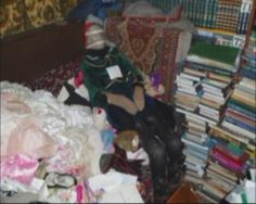"""November, 2011 - Russian police arrested a man described by local media as the """"cemetery collector"""" for digging up 29 corpses and dressing the remains in female clothing to display around his flat."""