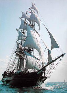 Navi e Velieri - I velieri moderni - Unicorn
