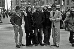 The Mavericks in NYC - 2013 Photo by George Gutierrez