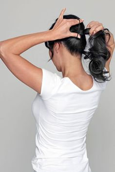 How to Make a Perfect Chic Ponytail - Ponytail Hairstyle - Oprah.com