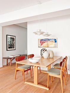 Un apartamento moderno y luminoso