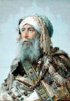 José Tapiró y Baró (Spanish painter) 1836 - 1913 Marabout of Morocco, s.d.