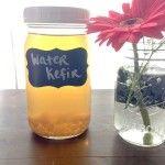 How To Make Probiotic Rich Water Kefir