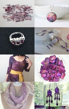 Positively Purple--Pinned with TreasuryPin.com