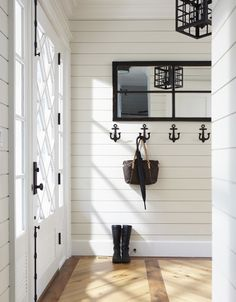 Mudroom? I've never seemed to have wanted one before lol