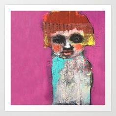 By Kari Anne Marstein   You were right by Marstein Art Print