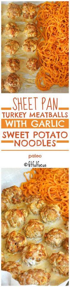 Sheet Pan Turkey Mea