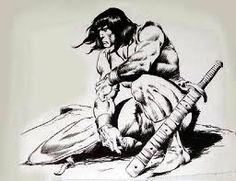 Aquí sólo y sola... suspirando por Conan