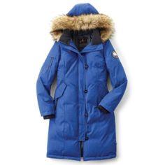 Alpinetek(MD) Parka long en duvet pour femme - Sears | Sears Canada