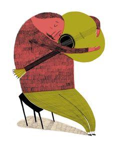 Ilustração da autoria de Catarina Sobral.