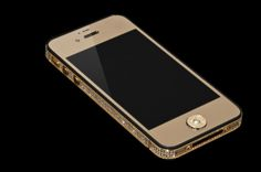 Perfect for the UAE :) Million dollar iPhone by Alchemist