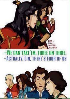 Azula, Aang, Water Bender, Korrasami, Fire Nation, Everything Changes, Legend Of Korra, Avatar The Last Airbender, Yuri