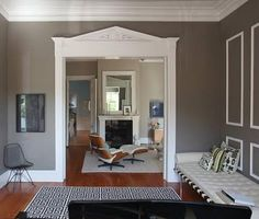 1000 Images About Benjamin Moore Storm Gray Wall Paint On