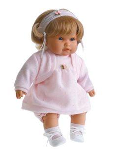 Кукла Сусанна в розовом, Antonio Juans Munecas, 1021Р.
