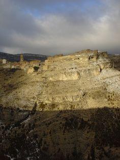 PR-TE 87: Vuelta Río Cañada (La #Cañada de Benatanduz -#Maestrazgo, #Teruel #España #Spain)