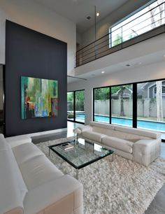 House Interior Design Ideas - Locate the very best interior decoration ideas & ideas to match your style. Check out images of enhancing concepts & area colours to create your perfect house. Home Interior Design, Interior Architecture, Interior And Exterior, Design Interiors, Interior Concept, Modern Interiors, Interior Ideas, Modern Luxury, Modern House Design