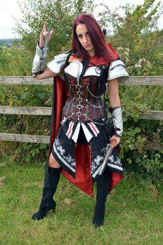 Female Assassin's Creed Cosplay (2) by masimage.deviantart.com on @deviantART