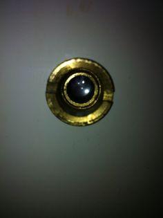 Spy Hole..