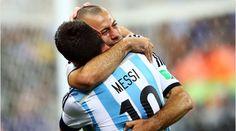 Messi y Mascherano renuncian a la selección de Argentina | A Son De Salsa
