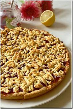 Фото к рецепту: Самый вкусный тертый пирог