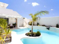 Villa exclusiva a 1.000 metros de la playa - Corralejo, Oliva (La) (Fuerteventura) http://es.rentalia.com/91809
