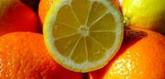 DIY Lemon body spray