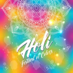 Holi Banner Card Invitation For Colors Festival Royalty Free Cliparts, Vectors, And Stock Illustration. Festival Logo, Festival Image, Festival Flyer, Holi Wishes, Diwali Wishes, Happy Sankranti Wishes, Holi Theme, Happy Holi Photo, Bollywood Theme Party