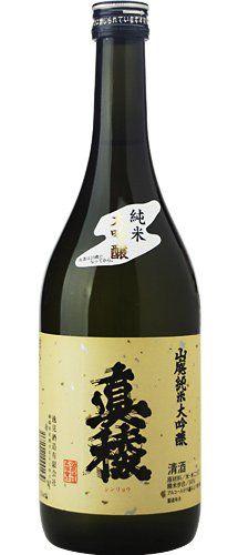 Amazon.co.jp: 逸見酒造「真稜」山廃純米大吟醸720ml: 食品・飲料・お酒
